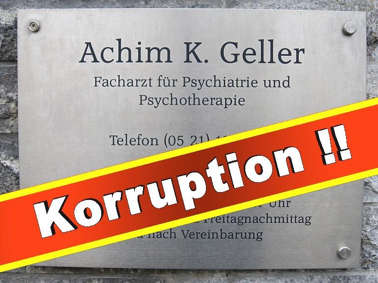 Achim Geller Psychiater Bielefeld Praxis Psychiatrie Tagesklinik Bethel Facharzt Arzt Niederwall Gutachten Rechtsanwalt Falschbegutachtung Hochstaplerei Betrug (1)